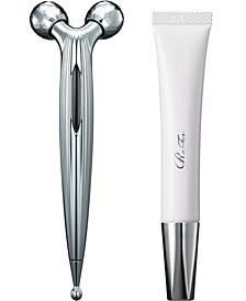 S-Carat Ray Face Roller and Eye Veil Cream