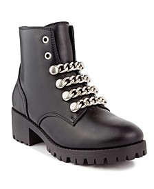 Women's Obvi Combat Boots