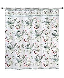 "Dena Home Evergreen 72"" x 72"" Shower Curtain"