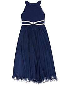 Big Girls Infinity Waist Dress