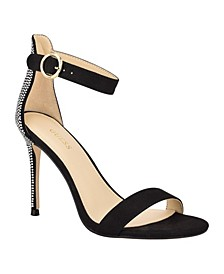 Women's Kahlur Barely There Stiletto Dress Sandals