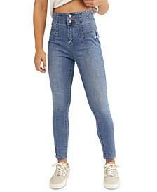 Jayde High-Rise Skinny Jeans
