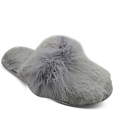 Women's Critter Scuff Slippers, Created for Macy's