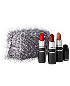 4-Pc. Frosted Firework Fireworked Like A Charm Lipstick Set