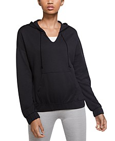 Yoga Dri-FIT Cover-Up Hoodie