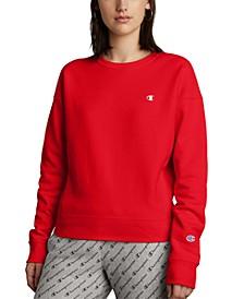Women's Embroidered Logo Sweatshirt