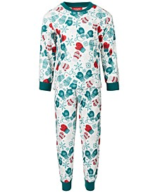 Matching Kids Mittens Family Pajama Set, Created for Macy's