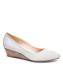Women's Alyce Wedge Pumps