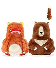 Backflips - Bear-Monster