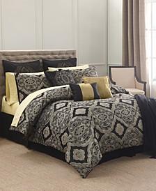 Cheshire 14-Pc. California King Comforter Set