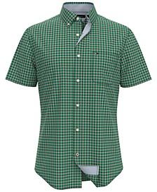 Men's Greylock Checked Shirt