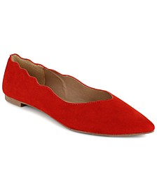 Perri Pointed Ballet Flats