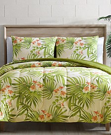 St. Croix 2-Pc. Reversible Twin Comforter Set