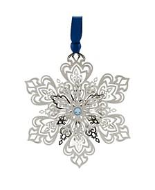 Dazzling Snowflake Ornament