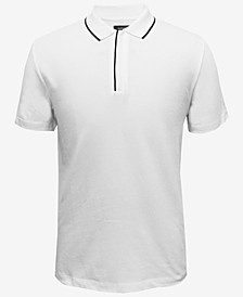 Men's Tipped Polo, Created for Macy's