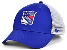 New York Rangers Women's Branson Glitter MVP Cap