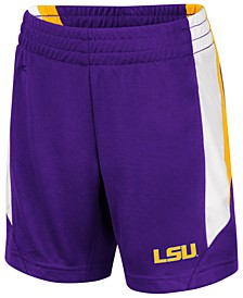 LSU Tigers Toddler Rubble Shorts