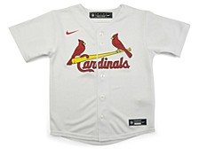 Youth St. Louis Cardinals Official Blank Jersey
