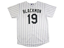 Youth Colorado Rockies Charlie Blackmon Official Player Jersey