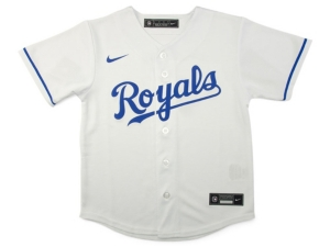 Nike Youth Kansas City Royals Official Blank Jersey