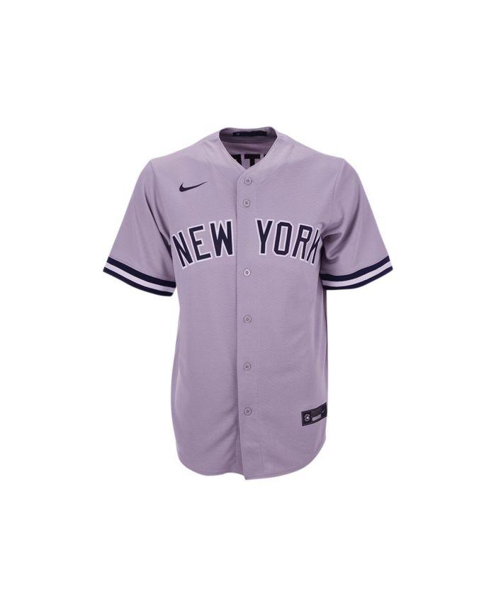 Nike Men's New York Yankees Coop Derek Jeter Player Replica Jersey  & Reviews - Sports Fan Shop By Lids - Men - Macy's