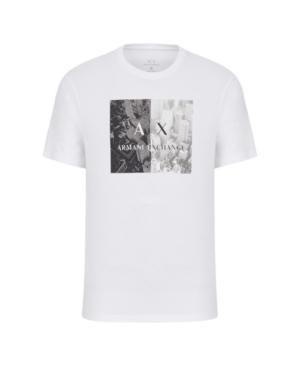 Short Sleeve Square Logo T-Shirt