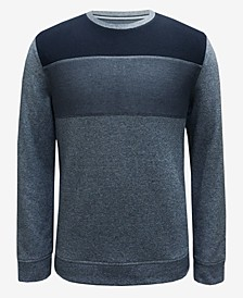 Men's Crewneck Pullover Sweater, Created for Macy's