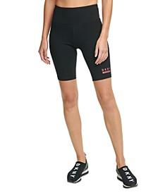 Sport High-Waist Bike Shorts
