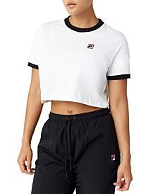 Khaleesi Cropped Ringer T-Shirt