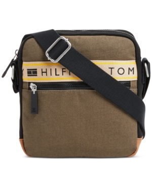 Tommy Hilfiger Men's Hayes Cross-Body Bag