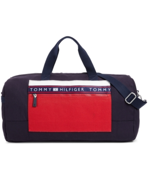 Tommy Hilfiger Men's Hayes Duffel Bag