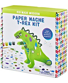 Paper Mache T-Rex Craft Kit