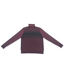 Men's Ombré Turtleneck Sweater, Created for Macy's