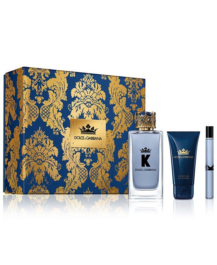 Dolce & Gabbana - DOLCE&GABBANA Men's 3-Pc. K Eau de Toilette Gift Set