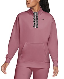 Therma Half-Zip Fleece Top