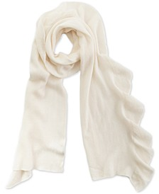 Cashmere Ruffled Muffler Scarf, Created for Macy's