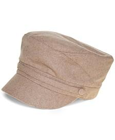 Wool Blend Newsboy Cap