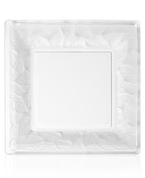 """Closeout! Block by Mikasa Serveware, 11.5"""" Glass Platter"""