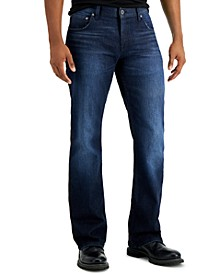 INC Men's Seaton Boot Cut Jeans, Created for Macy's
