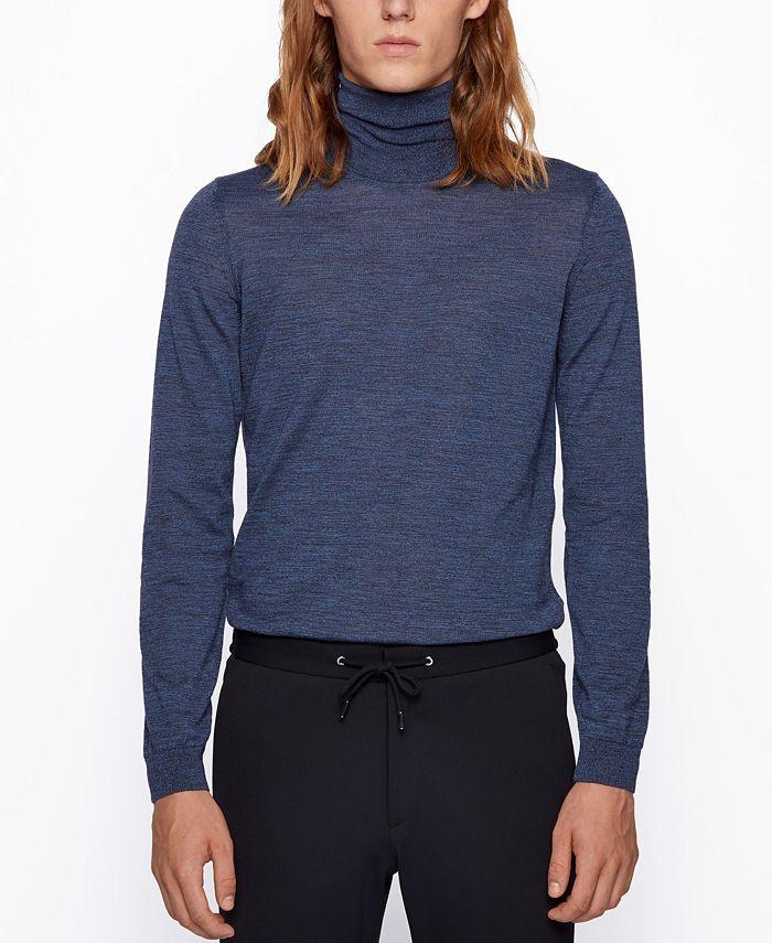Hugo Boss - Men's Musso Slim-Fit Sweater