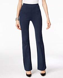 INC High-Waist Bootcut Pants, Created for Macy's