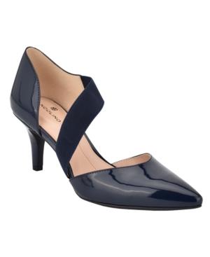 Zadiee Women's Pointed Toe Pump Women's Shoes