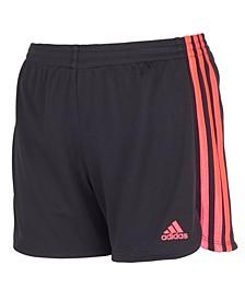 Big Girls Three Stripe Shorts