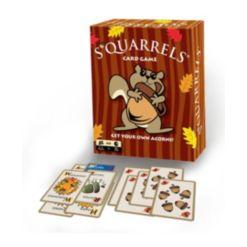 Continuum Games Squirrels Card Game