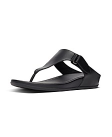 Women's Vera Toe-Thong Wedge Sandal