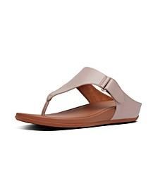 Women's Vera Toe-Thong Wedge Sandal