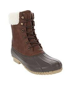 Women's Windchill Winter Duck Ankle Boot
