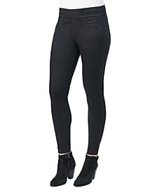 Democracy Women's AB Solution High Rise Pull On Jeans