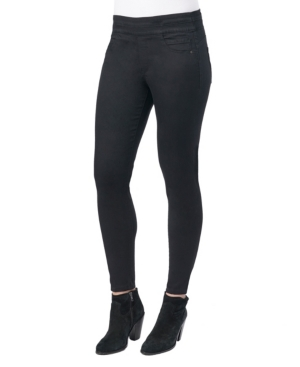 Women's Ab Solution High Rise Pull On Ankle Jeans