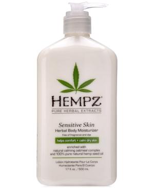 Sensitive Skin Herbal Body Moisturizer